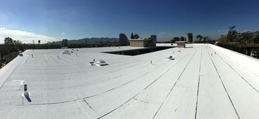 Commercial Flat Roofing in Los Angeles, CA (4)